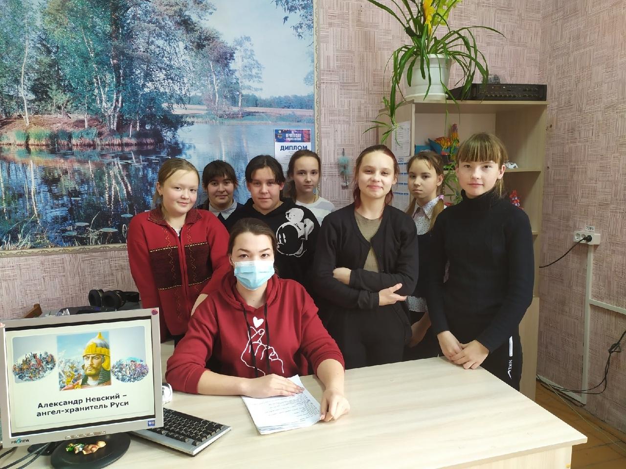 Что на шлеме у князя? Детей в Красноармейского района посвятят в тайны Александра Невского