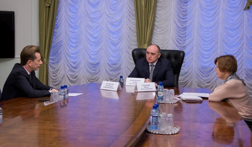 Около млрд руб. инвестировали вразвитие челябинского медгородка