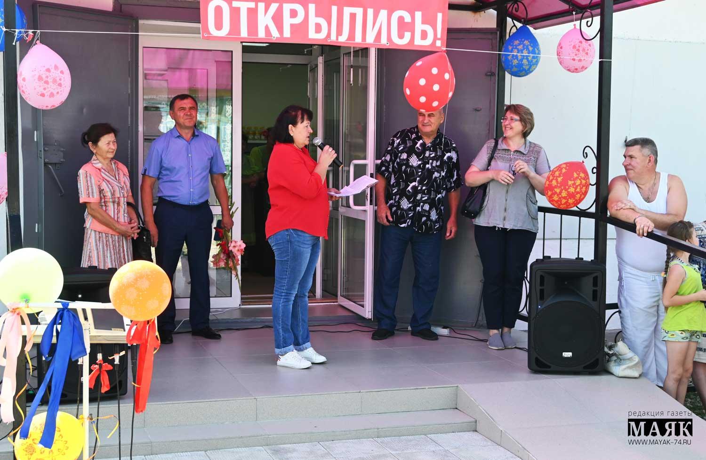 Второе рождение хозяйственного магазина наблюдали жители Красноармейского района