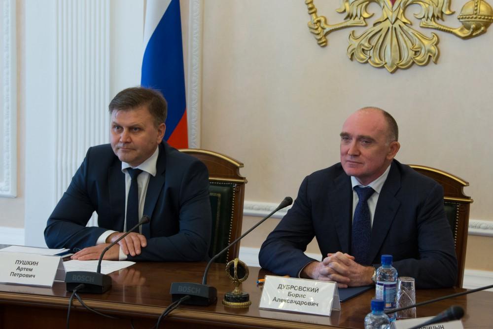 Челябинский губернатор Борис Дубровский объявил, что готов квыборам