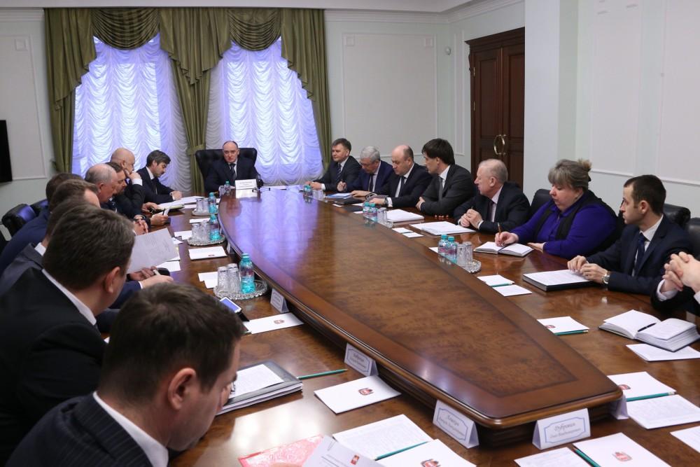 «Мыбудем содействовать увеличению узбекских товаров врегионе»— Борис Дубровский
