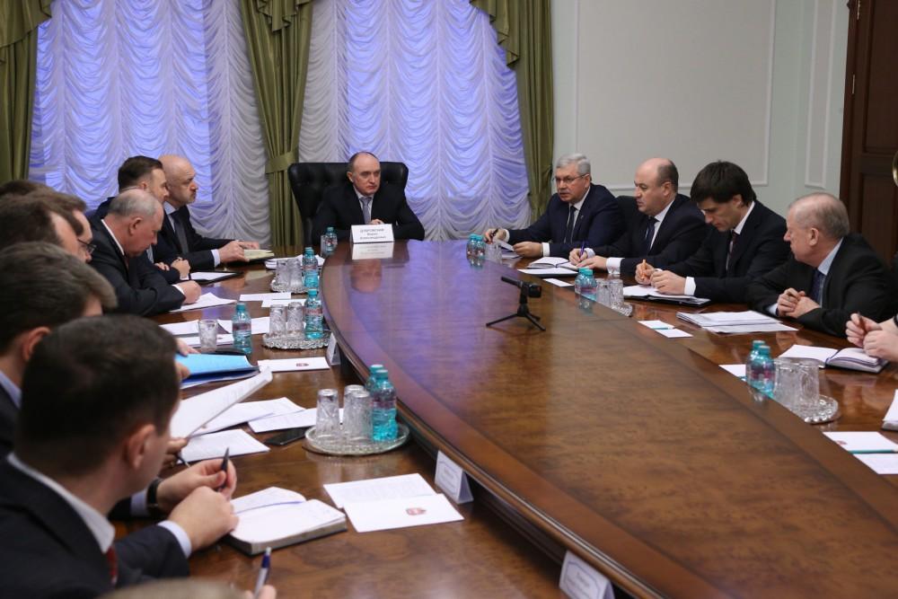 Борис Дубровский оценил пользу отсоздания отдела  «Сколково» для региона
