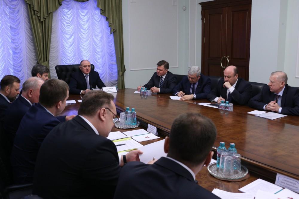 Развитие сотрудничества сКазахстаном— вприоритете для Челябинской области