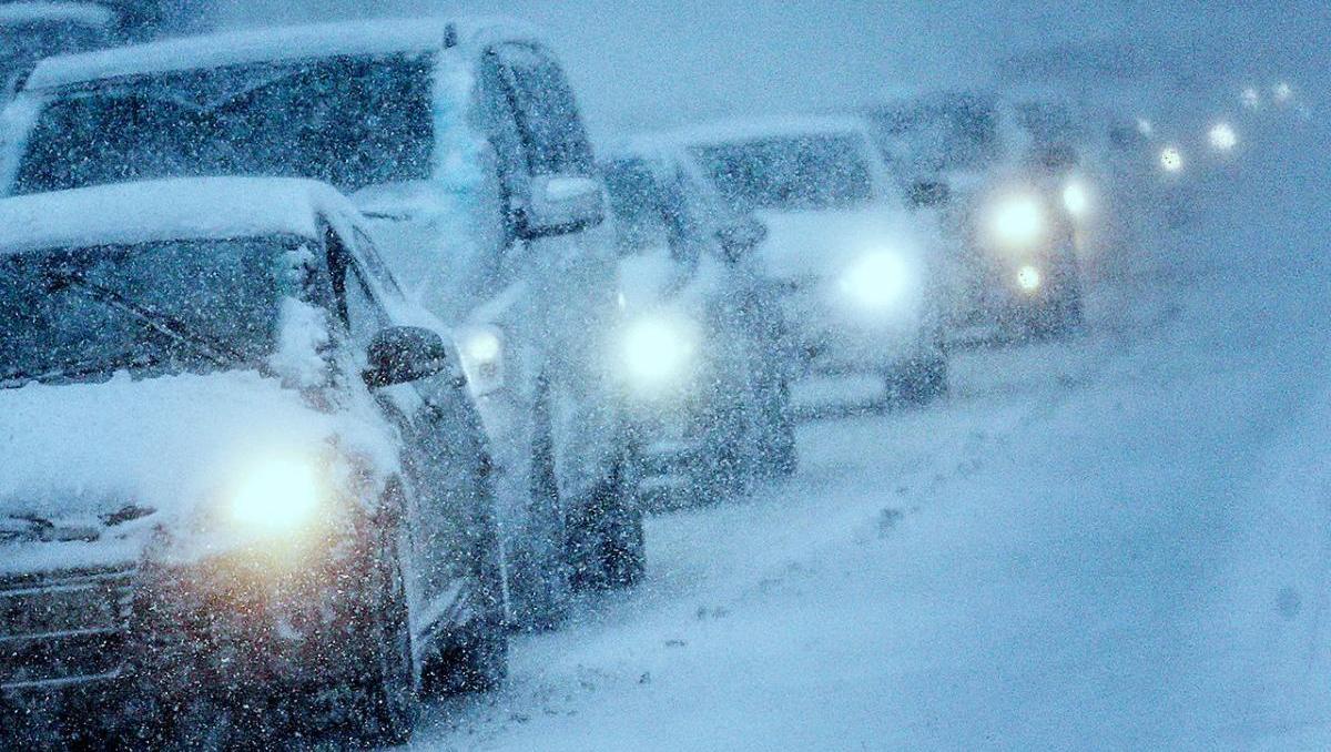 Будьте начеку! Погода бушует в Челябинской области