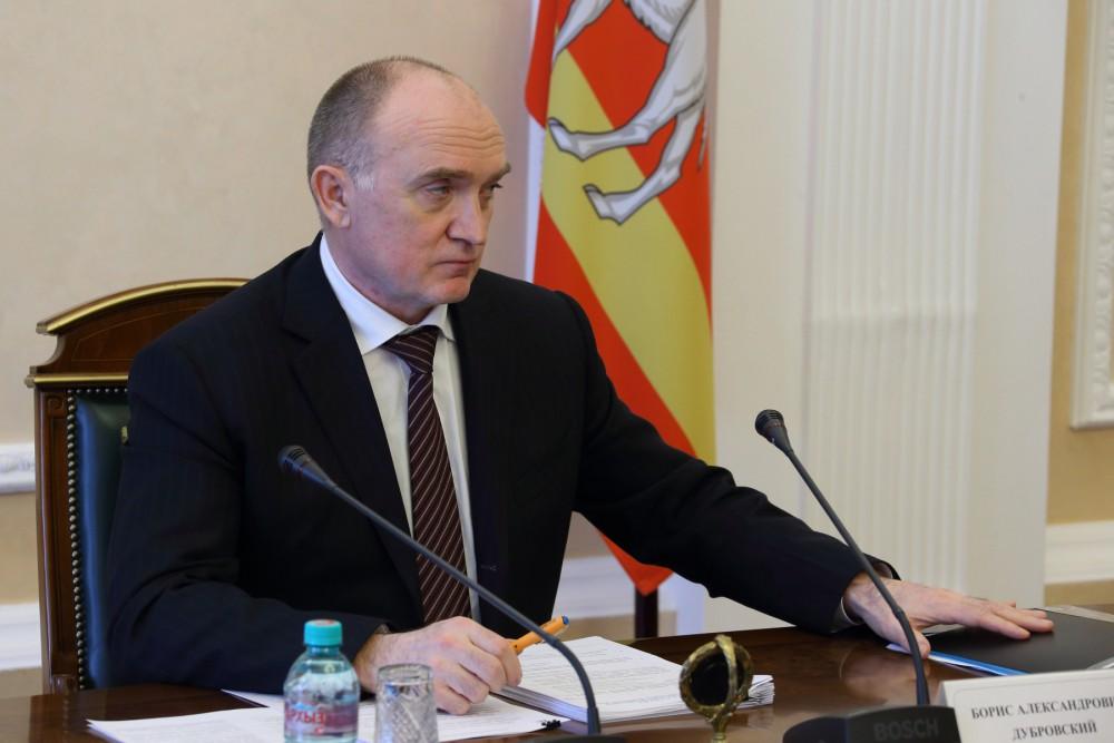 Борис Дубровский занял лидирующие позиции врейтинге губернаторов Российской Федерации