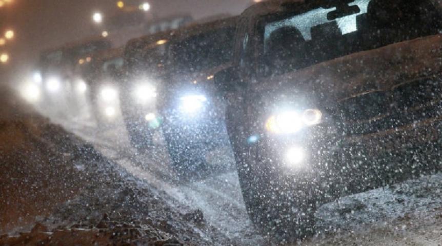 ВЧелябинской области ожидаются гололедица, снег исильный ветер