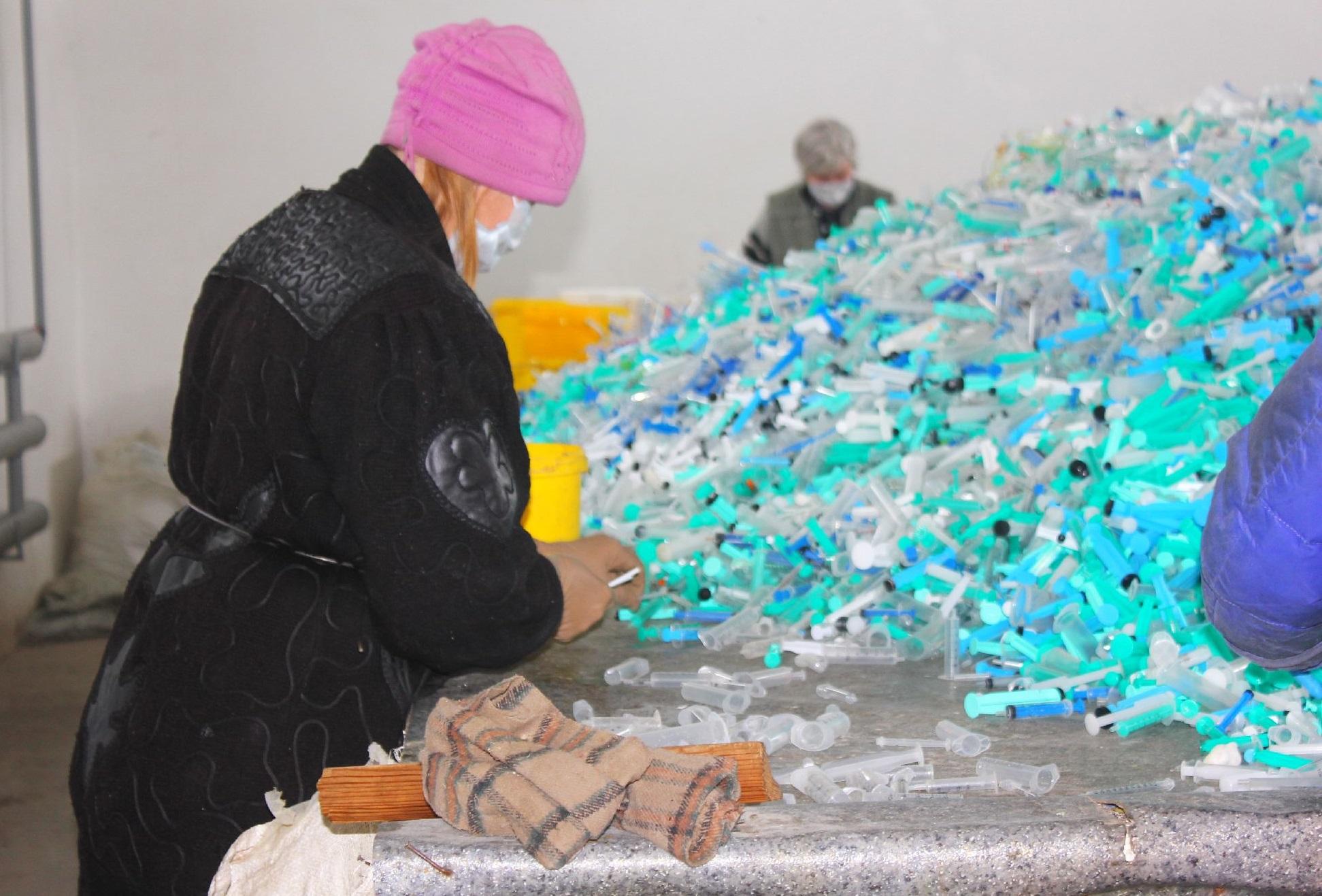 Биоматериалы из больниц Челябинской области уничтожаются в Красноармейском районе с нарушениями
