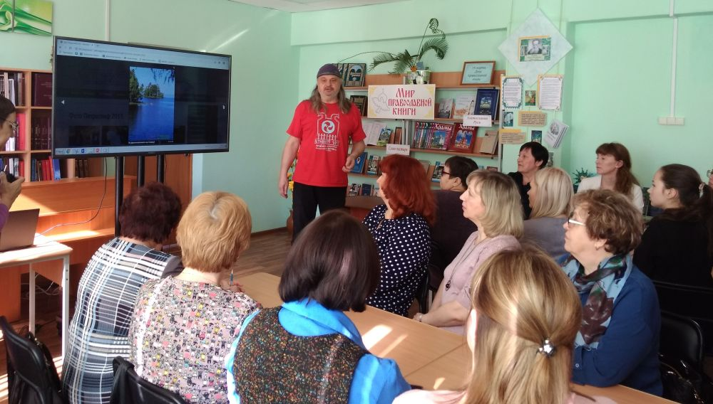 Что общего между Уралом, Карелией и кошками, теперь знают дети и взрослые в Красноармейском районе