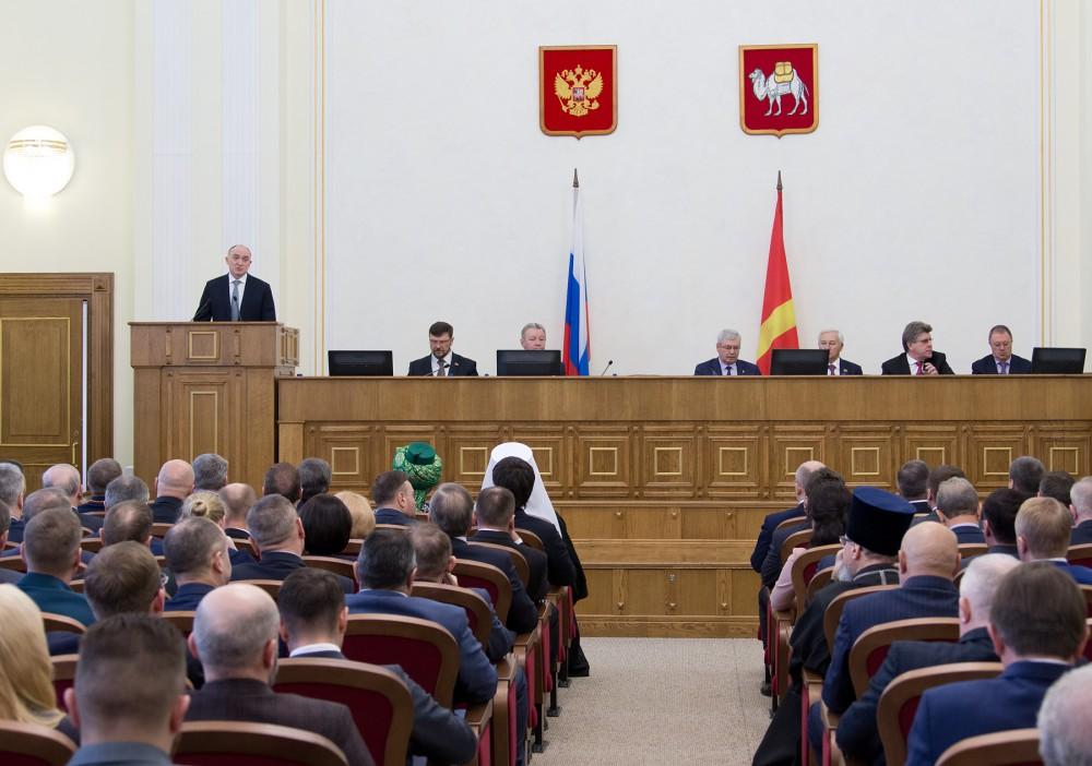 Депутат Анатолий Литовченко считает письмо губернатора мобилизующим иобъединяющим людей