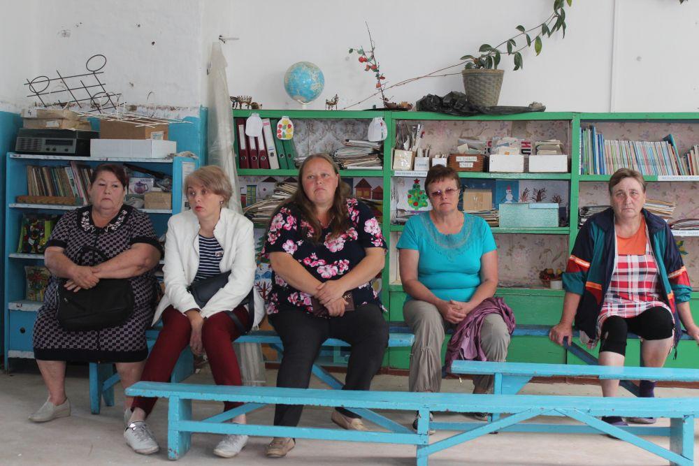 В Усольцево Красноармейского района жители недовольны условиями жизни