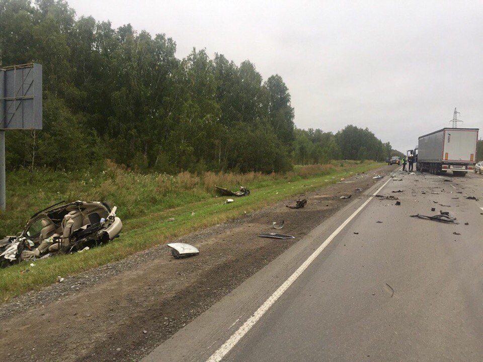 Молодой парень погиб в ДТП в Красноармейском районе